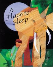 A PLACE TO SLEEP by Holly  Meade
