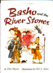Book Cover for BASHO AND THE RIVER STONES