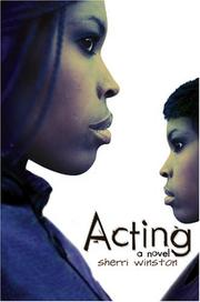 ACTING by Sherri Winston