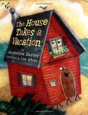 Cover art for THE HOUSE TAKES A VACATION