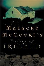 HISTORY OF IRELAND by Malachy McCourt