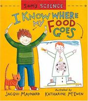Cover art for I KNOW WHERE MY FOOD GOES