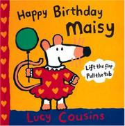 HAPPY BIRTHDAY MAISY by Lucy Cousins