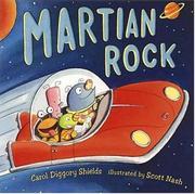 MARTIAN ROCK by Carol Diggory Shields
