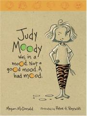 JUDY MOODY by Megan McDonald