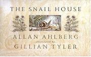 Cover art for THE SNAIL HOUSE