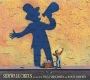 Book Cover for SIDEWALK CIRCUS