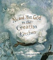 MR. AND MRS. GOD IN THE CREATION KITCHEN by Nancy Wood