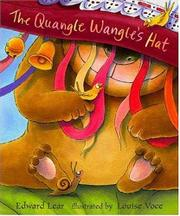 Cover art for THE QUANGLE WANGLE'S HAT