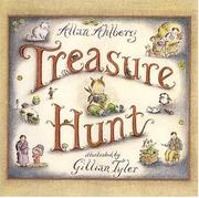 Cover art for TREASURE HUNT
