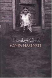 Cover art for THURSDAY'S CHILD