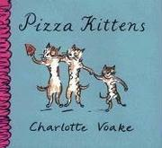 Book Cover for PIZZA KITTENS