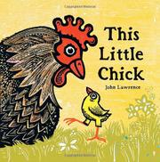 Book Cover for THIS LITTLE CHICK