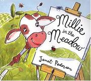 MILLIE IN THE MEADOW by Janet Pedersen