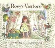 ROSY'S VISITORS by Judy Hindley