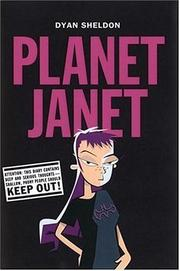 Cover art for PLANET JANET