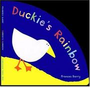 Cover art for DUCKIE'S RAINBOW