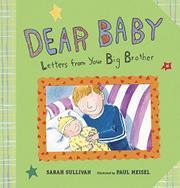 DEAR BABY by Sarah Sullivan