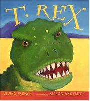Cover art for T. REX