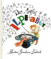 THE ARTFUL ALPHABET by Martina Jirankova-Limbrick