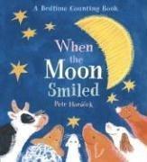 WHEN THE MOON SMILED by Petr Horácek