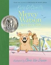 MERCY WATSON GOES FOR A RIDE by Kate DiCamillo