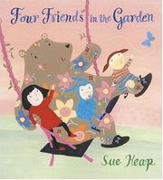 Cover art for FOUR FRIENDS IN THE GARDEN