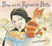 PINO AND THE SIGNORA'S PASTA by Janet Pedersen
