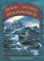 Cover art for THE BOOK OF STORY BEGINNINGS