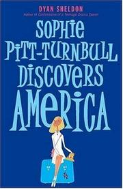 Cover art for SOPHIE PITT-TURNBULL DISCOVERS AMERICA