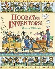 Book Cover for HOORAY FOR INVENTORS!