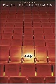 ZAP by Paul Fleischman