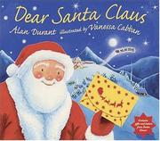 DEAR SANTA CLAUS by Alan Durant