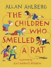 Book Cover for THE CHILDREN WHO SMELLED A RAT