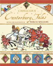 Book Cover for CHAUCER'S CANTERBURY TALES