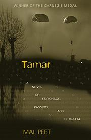 Book Cover for TAMAR