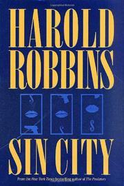 SIN CITY by Harold Robbins