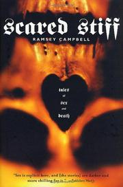SCARED STIFF by Ramsey Campbell