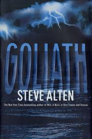 GOLIATH by Steve Alten