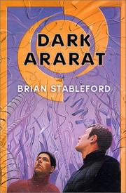 DARK ARARAT by Brian Stableford