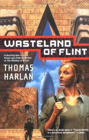 Cover art for WASTELAND OF FLINT
