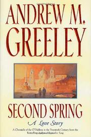 SECOND SPRING by Andrew M. Greeley