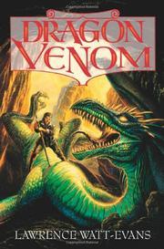 DRAGON VENOM by Lawrence Watt-Evans