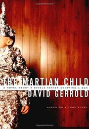 Cover art for THE MARTIAN CHILD