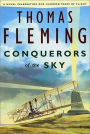 Cover art for CONQUERORS OF THE SKY