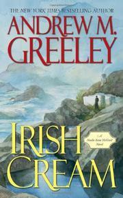 IRISH CREAM by Andrew M. Greeley