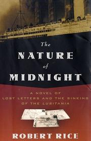 THE NATURE OF MIDNIGHT by Robert Rice