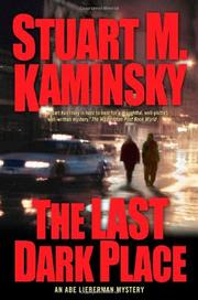 THE LAST DARK PLACE by Stuart M. Kaminsky