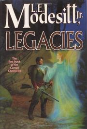 LEGACIES by Jr. Modesitt