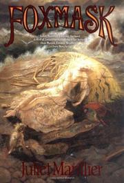 FOXMASK by Juliet Marillier